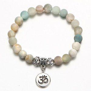 3/$20 New Yoga Beaded Chakra Bracelet